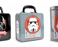 Tin Totes and Canister at Mighty Ape