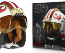 Black Series Luke Skywalker X-Wing Pilot Helmet
