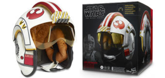 Black Series Luke Skywalker X-Wing Pilot Helmet