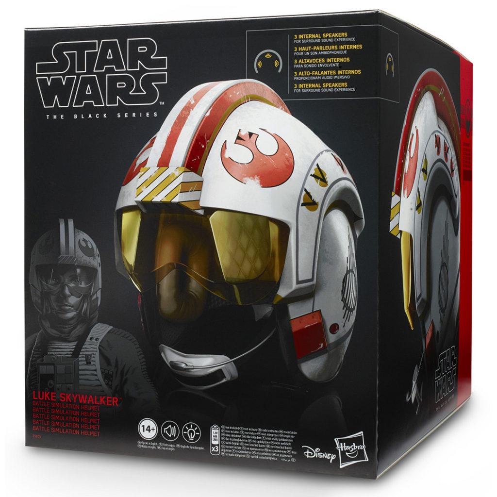 Luke Skywalker X-Wing Pilot Helmet