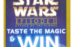 """""""Taste the Magic"""" Competition Token"""