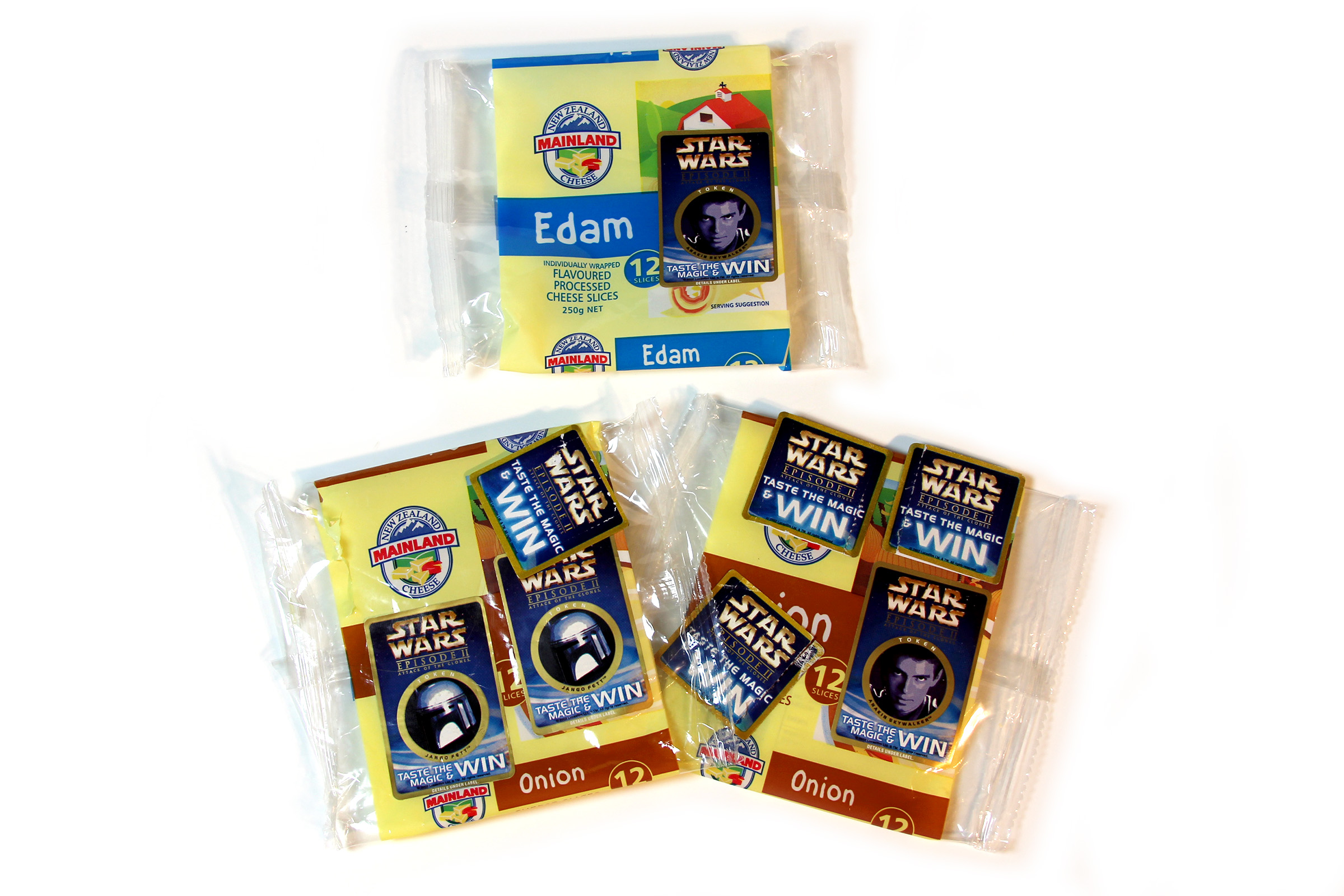 """""""Taste the Magic"""" Competition Tokens - Mainland Cheese"""