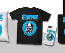 SWNZ Logo Merch On Sale