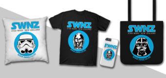 SWNZ Logo Merch On Sale
