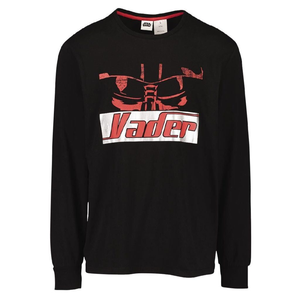 Men's Star Wars Darth Vader T-Shirt at The Warehouse NZ