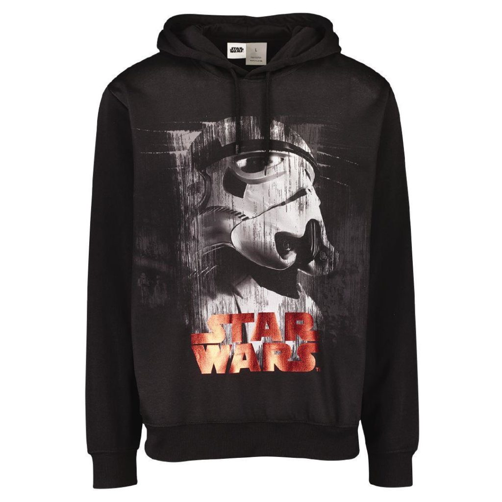 Men's Star Wars Stormtrooper Hoodie at The Warehouse NZ