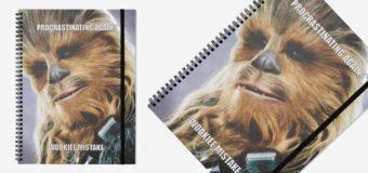 Star Wars Chewbacca Notebook