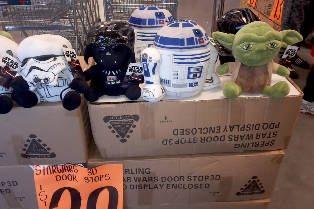 Star Wars Door Stops