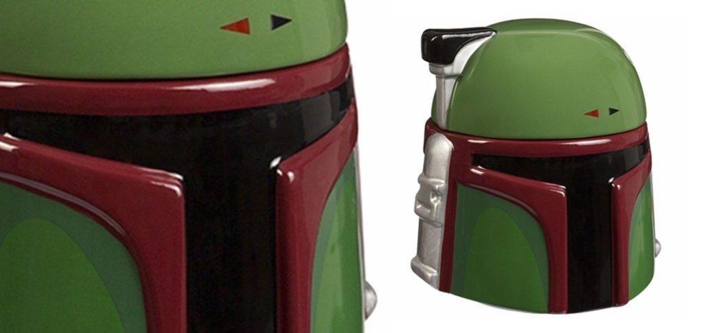 Star Wars Boba Fett Cookie Jar at Buy Invite NZ