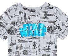 Kids Star Wars Blueprint T-Shirt
