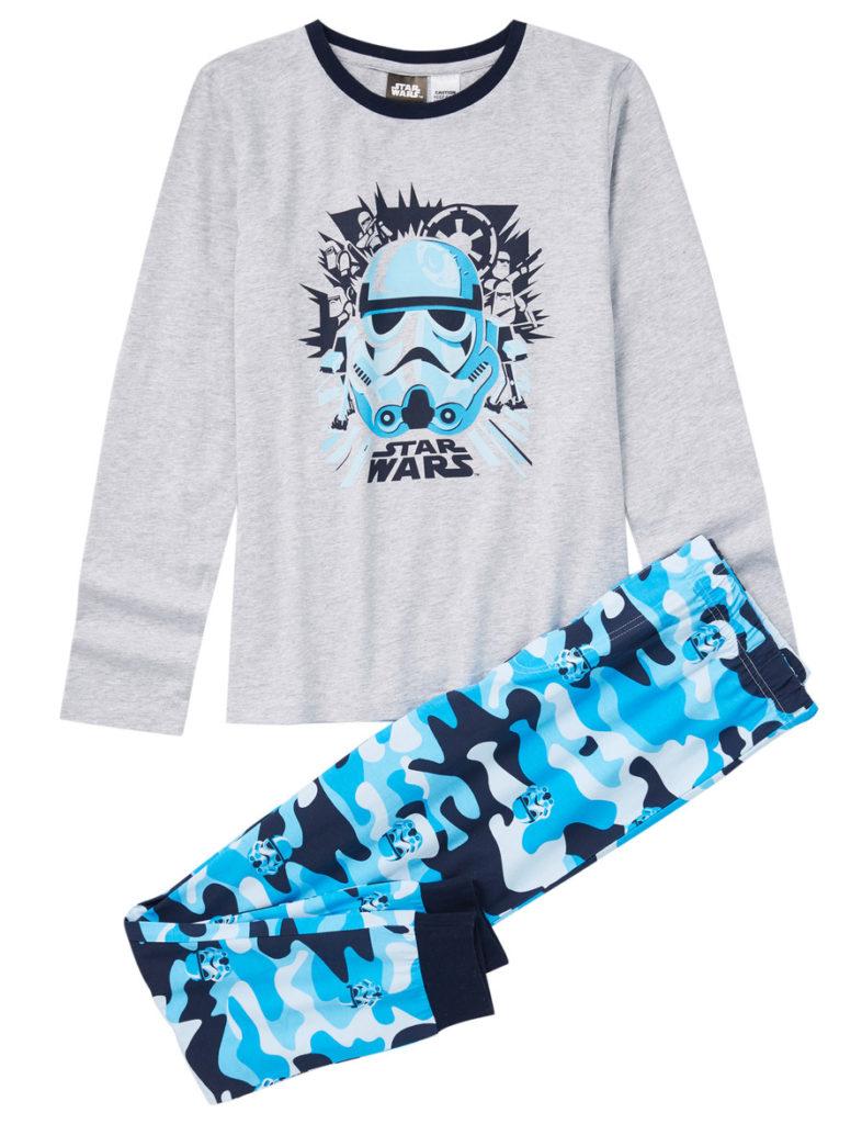 Kids Star Wars Stormtrooper Camo Pyjama Set at Farmers NZ