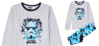 Kids Star Wars Camo PJ Set