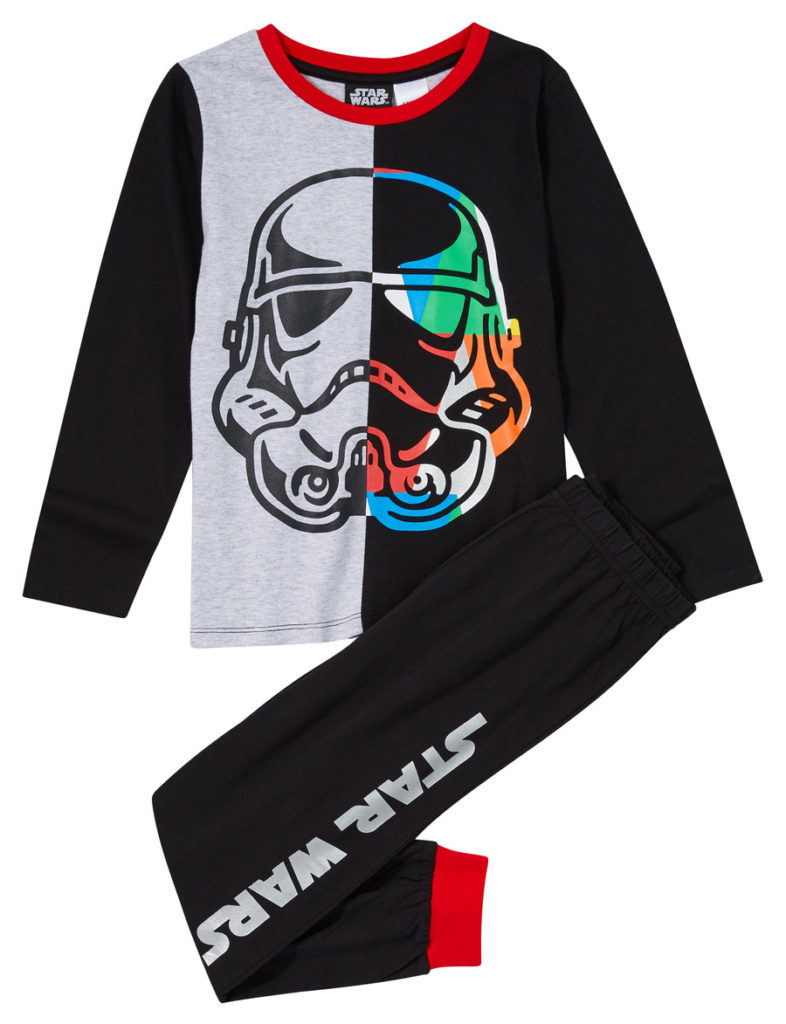 Kids Star Wars Darth Vader and Stormtrooper Sleepwear Sets at Farmers NZ
