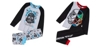Kids Star Wars Sleepwear Sets
