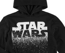 Kid's Star Wars Logo Hoodie