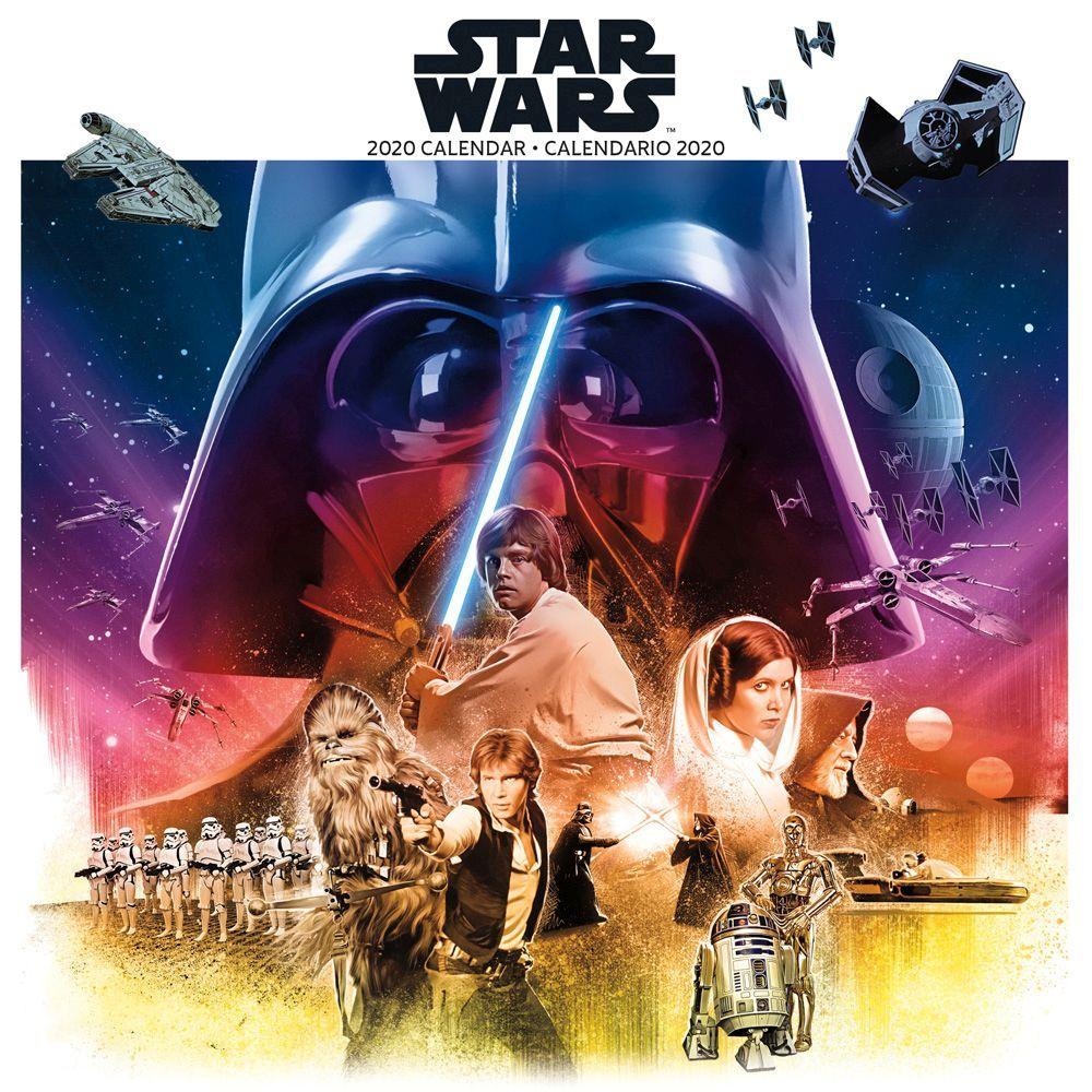 2020 Star Wars Calendars