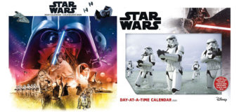 More 2020 Star Wars Calendars at Mighty Ape