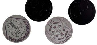 Star Wars Metal Coasters
