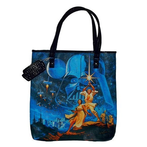 Loungefly x Star Wars Tote Bag at Retrospace