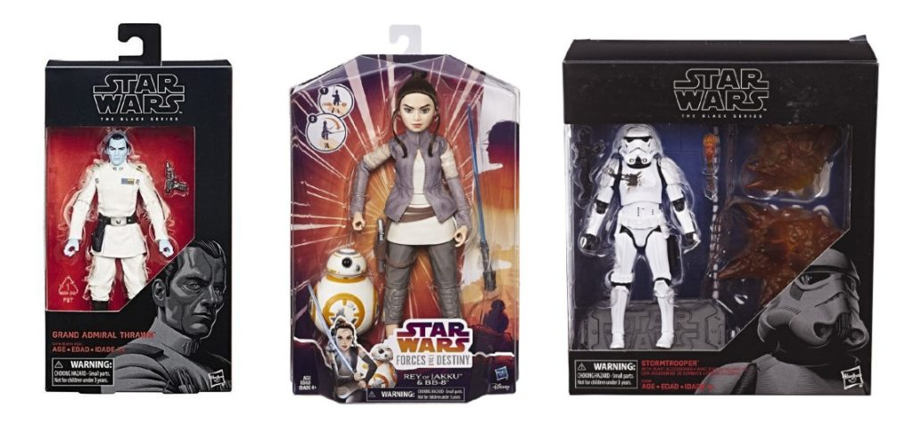 Star Wars Toys on Sale at The Warehouse