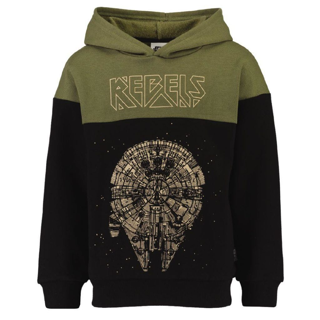Kids Star Wars Rebel Millennium Falcon Pullover Hoodie at The Warehouse NZ