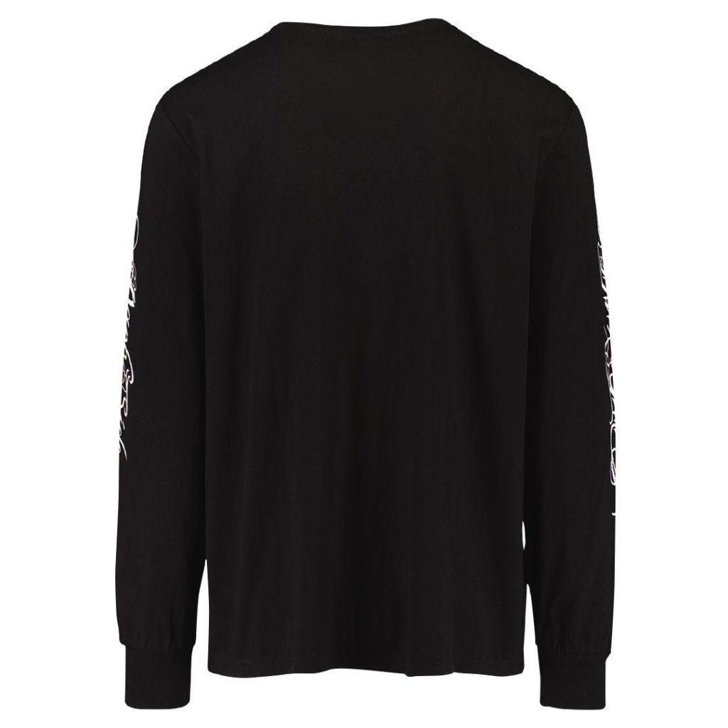 Men's Star Wars My Best Side Is The Dark Side Long Sleeve Tee at The Warehouse NZ