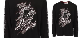 Men's Dark Side Long Sleeve Tee