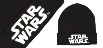 Kid's Star Wars Logo Beanie