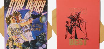 New Star Wars Cards at Typo/Cotton On