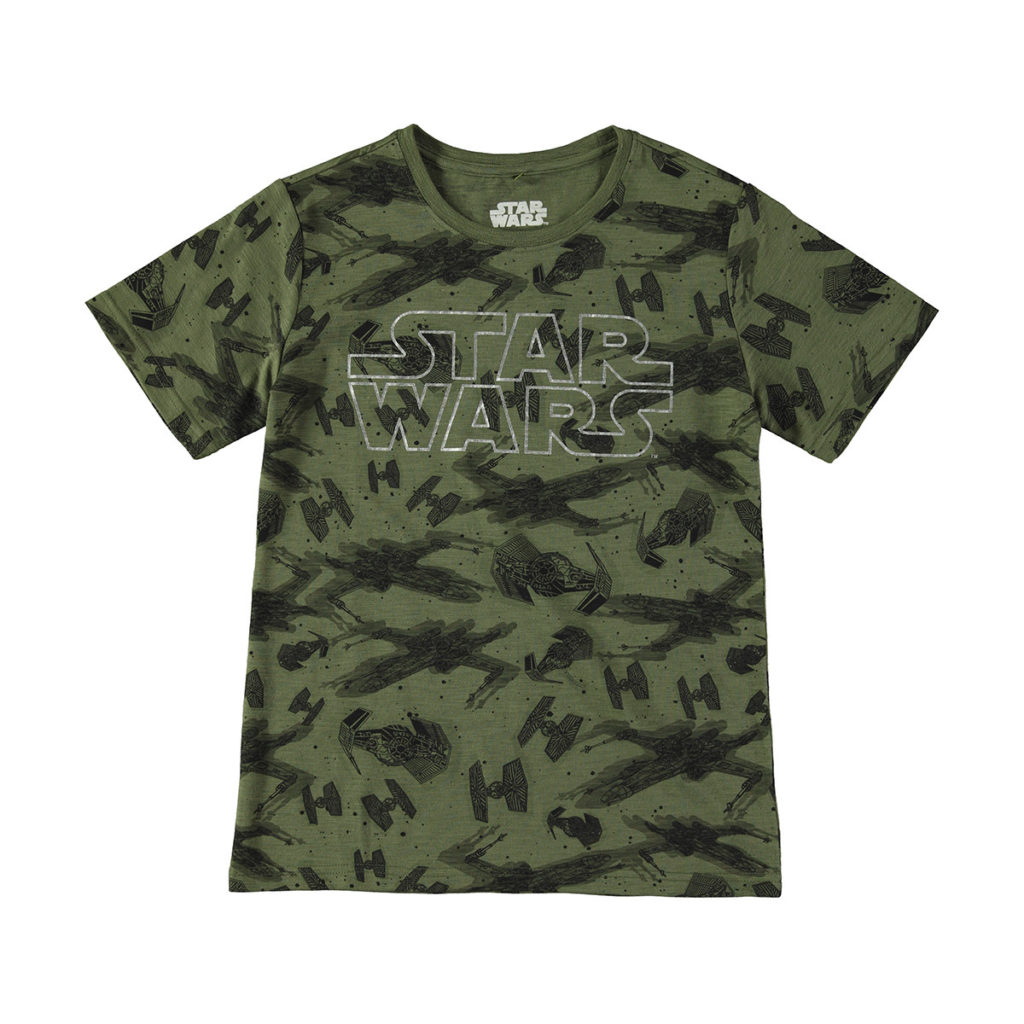 Kid's Star Wars Starfighter T-Shirt at Kmart NZ
