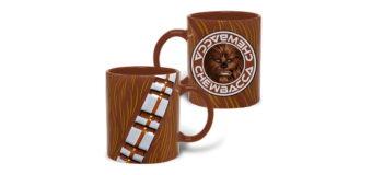 Chewbacca Coffee Mug