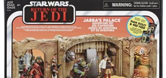 Jabba's Palace Playset Pre-Order