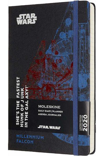 Moleskine Star Wars 2020 Diaries at Mighty Ape