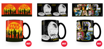 Heat-Changing Mugs at NZ Gameshop