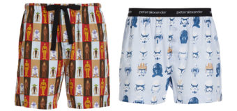 New Men's and Kid's Star Wars PJs at Peter Alexander
