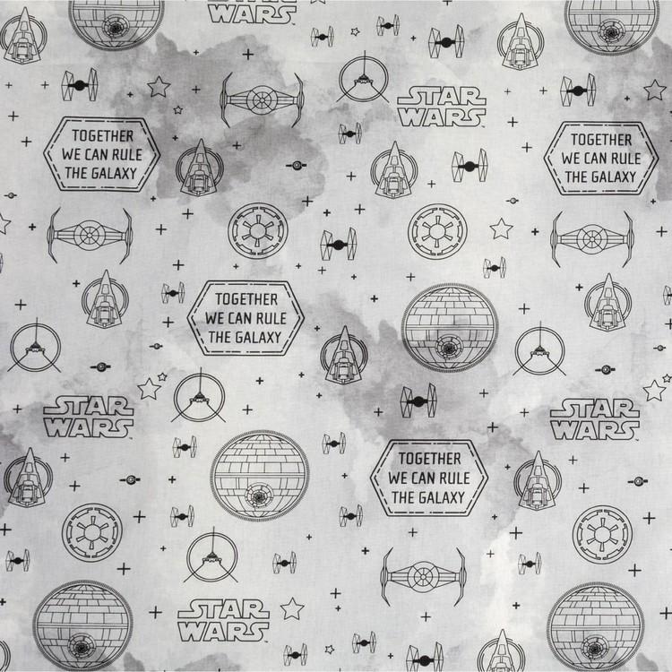 Star Wars Curtain Fabrics at Spotlight NZ