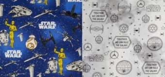 Star Wars Curtain Fabrics