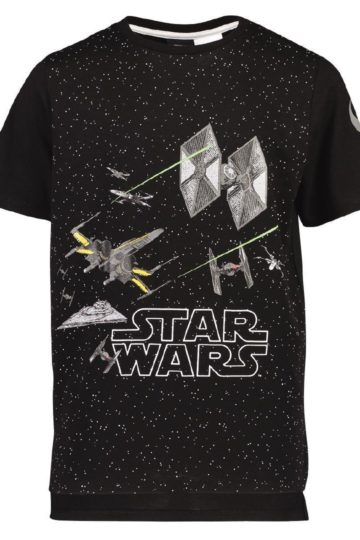 Kid's Star Wars Space Battle T-Shirt at The Warehouse NZ