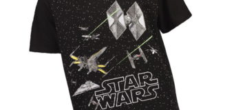 Kid's Space Battle T-Shirt