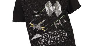 Kid's Space Battle T-Shirt