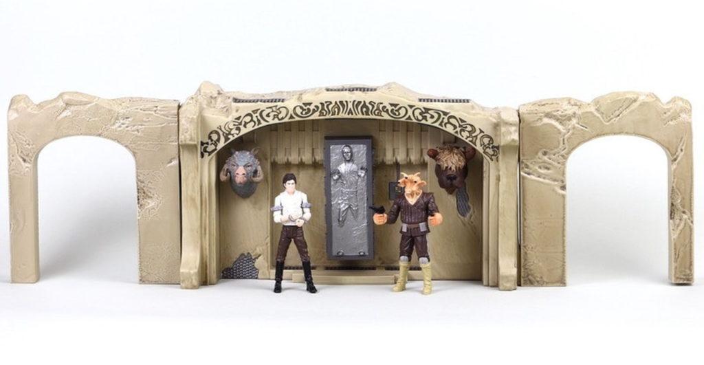 Hasbro Star Wars Jabba's Palace Playset at Toyco