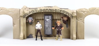 Jabba's Palace Playset at Toyco