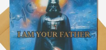 Star Wars Father's Day Cards
