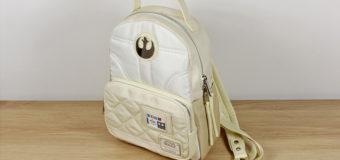 Hoth Leia Loungefly Mini Backpack