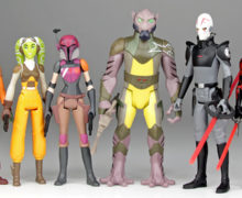Star Wars Rebels Voice Talent at Auckland Armageddon