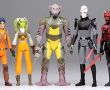 Star Wars Rebels Livestream with Armageddon Expo