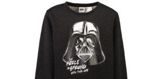 Kid's Vader Sweatshirt at The Warehouse