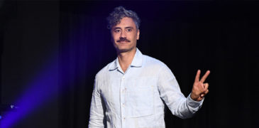 Taika Waititi at D23 Expo 2019