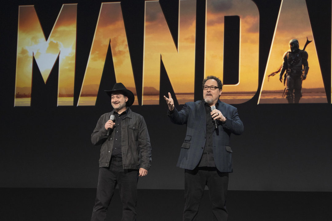 The Mandalorian - Dave Filoni and Jon Favreau