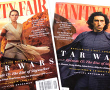 Vanity Fair – 2019 Star Wars Issue In NZ Stores Now